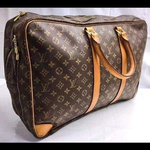 Authentic Louis Vuitton Sirius 50 Suitcase